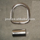 stainless steel d ring rigging hardware