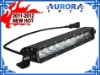 aurora 10inch 5w single row 4x4 light bar, atv light, off road hid,motorcycle light,suzuki atv,auto accessories led 4wd bar