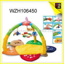 Plush novelty baby play mat WZH106450
