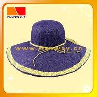 cheap paper straw hat ladies fancy church hats