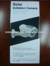 Dummy CCTV security camera 2012