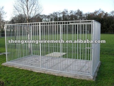 dog kennel/5cm Gap Between Bars No Roof