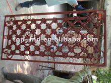 OEM Wrought iron art supplier