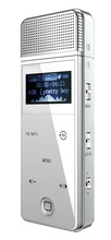 Mini Portable Karaoke Player With Earphone MP3 Recording FM radio Card Reader U disc