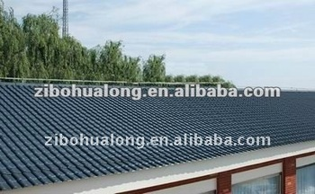 corrugated sheet metal roofing for construction building material