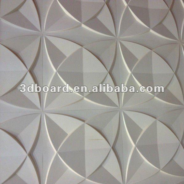 Papier d coratif de relief de papier peint mur papiers for Papier peint relief 3d