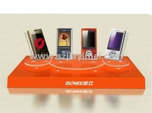 2012 new fashion acrylic cell phone display stand