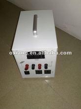 2012 new launch 300W AC+DC home solar portable generator ( SP-056A/B )