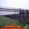 Zinc steel fence farm ornamental iron fence