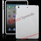 Case for Mini iPad / Noble Fresh S Line Design TPU Case for Mini iPad / TPU Case Cover for iPad Mini