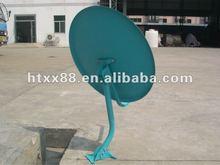 ku80cm satellite antenna offset && ku band dish antenna for TV