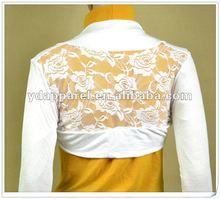 Womens long sleeve lace bolero,wedding bolero white bolero,boleros shrugs tops ladies casual crop cardigan