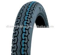 Diamond tire of motorcycle tire 250-17