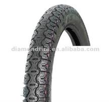 Diamond tire of camo dirt bike tire