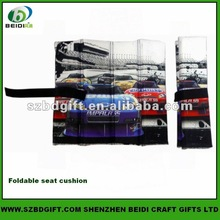 popular sublimation foldable seat cushion