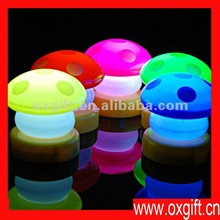 Christmas promotion gift LED Mushroom Light
