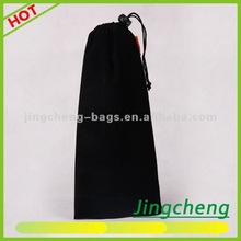 2012 Fashion cotton drawstring shoes bag