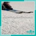 Ski artificiel blanc d'herbe de neige