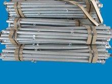 hot galvanized steel tube welding frame job