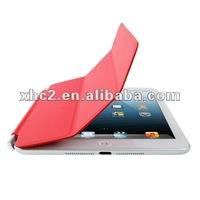 Newest design 3-fold smart cover for iPad mini
