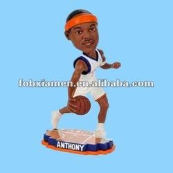 New Hot Basketball Player Knick Knack Figurine