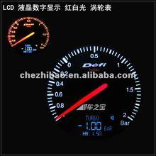 LED DEFI-link boost gauge Racing gauges