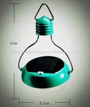 Top new design Solar camping light outdoor rainproof hiking\travelling