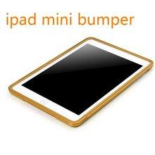 metal frame design for ipad mini bumper