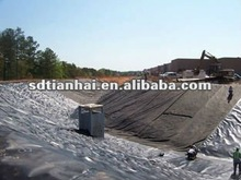 2012 HOT! ASTM 1.0mm hdpe geomembrane liner