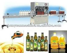 edible oil filling machine line