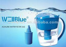 OEM manufacturer alkaline water ionizer pitcher for hard water purifying