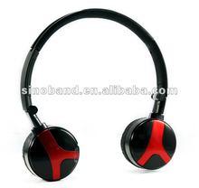Cute wireless headphones with USB jack hidden microphone