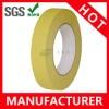 Masking Tapes Yellow