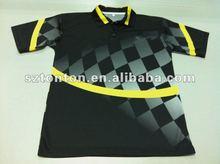 2012 Custom dry fit polo shirt