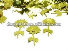 Sunflower Party Confetti Sequin