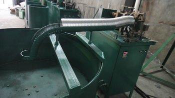 ID 100mm stainless steel flexible metal hose machine