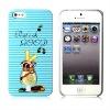 for iphone 5 IMD csae custom design print plastic hard cover case