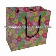 small order Free samples design fashion lady handbags 2013 high quality fashion paper bag