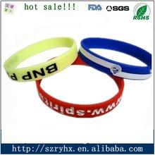 silicon one direction bracelet