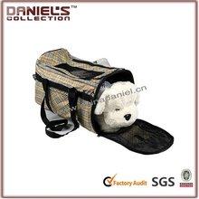 Lovely pet portable pet bag travel