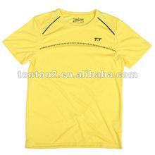 cut and sew dye customized t-shirt