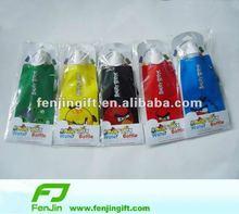 jogging bowling printed school water bottle