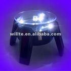 new design rotating turntable display for Christmas-A0140TS-F