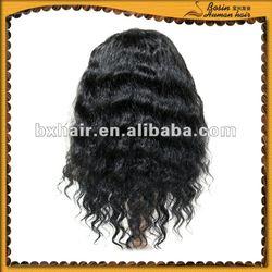 grey hair lace wig