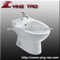 wall-hung toilet and bidet combination toilet bidet hot and cold water toilet seat bidet