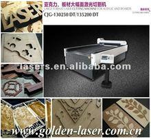 Wooden Die Board Laser Cutting Machine For Balsa MDF Veneer Plywood