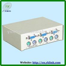 (YK-MS21P) Compare KVM Data Switch