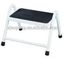 1 tread steel step stool with HANDRAILAP-1011