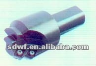 guide post-sinking chamfering tool