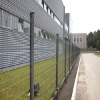 PVC coated residential wire mesh fence supply